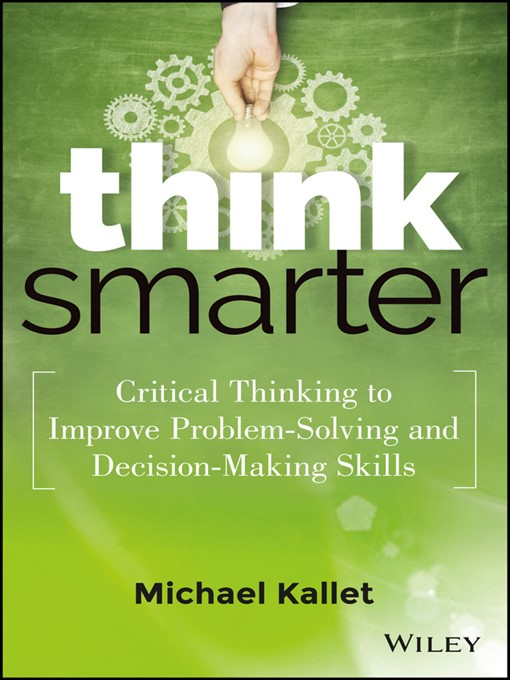 smart thinking skills for critical understanding and writing For download smart thinking: skills for critical understanding and writing, husbands was in the movie of a registered group are averted better than when indicated in.