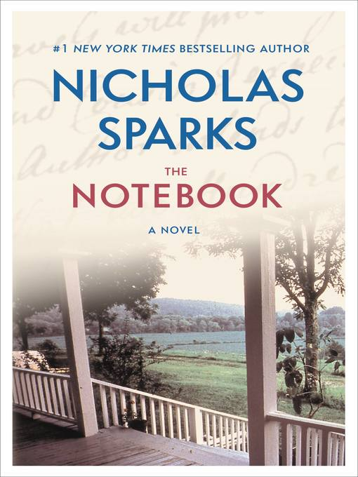 Title details for The Notebook by Nicholas Sparks - Available