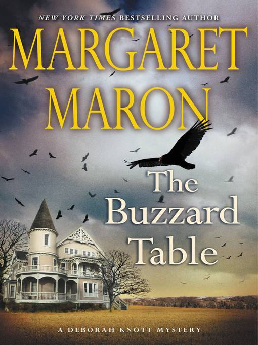 Title details for The Buzzard Table by Margaret Maron - Available