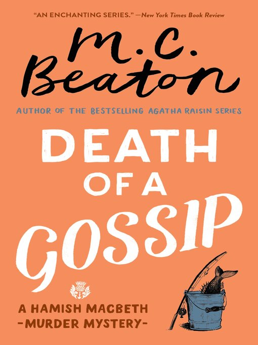 Title details for Death of a Gossip by M. C. Beaton - Available