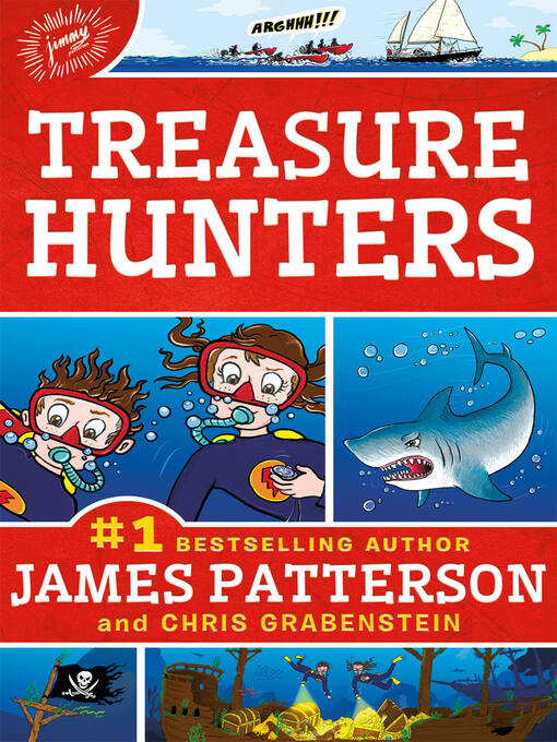 Title details for Treasure Hunters by James Patterson - Available