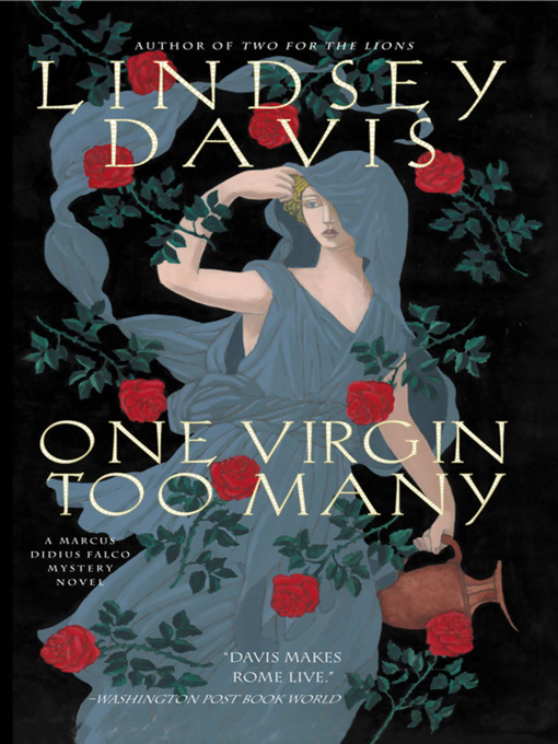 Title details for One Virgin Too Many by Lindsey Davis - Wait list