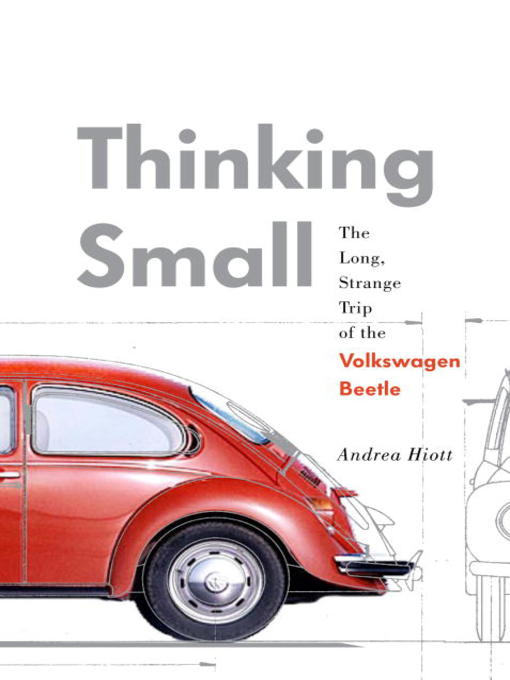 Title details for Thinking Small by Andrea Hiott - Available