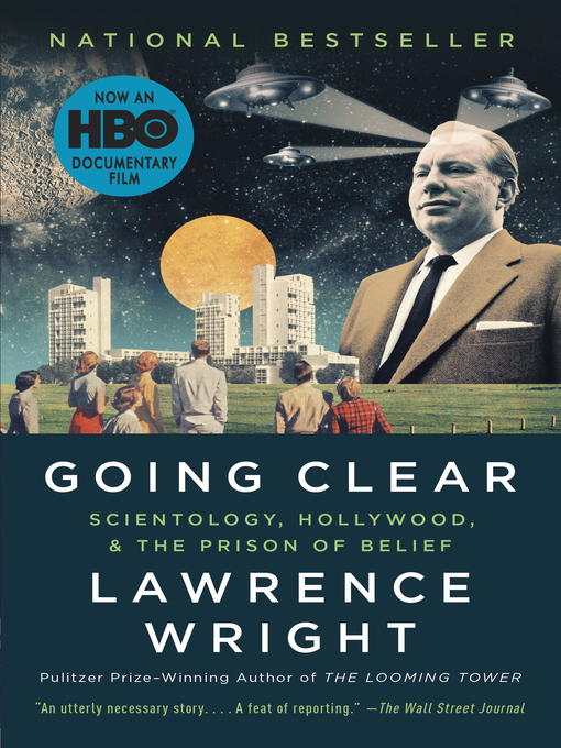 Title details for Going Clear by Lawrence Wright - Available