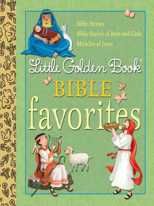 Title details for Little Golden Book Bible Favorites by Christin Ditchfield - Available
