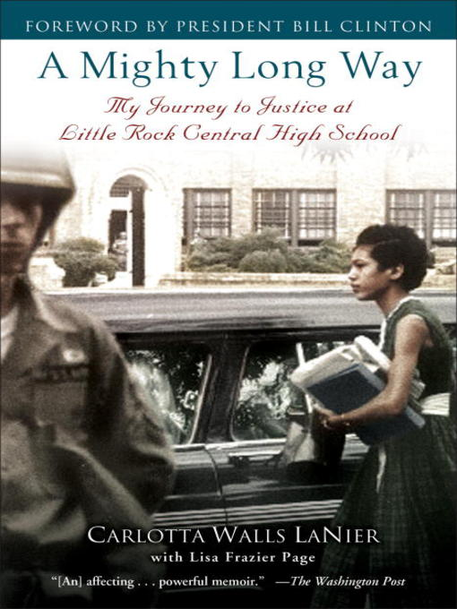 Title details for A Mighty Long Way by Carlotta Walls Lanier - Available