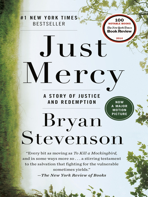 Title details for Just Mercy by Bryan Stevenson - Available