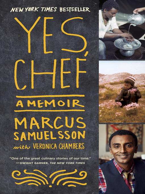 Title details for Yes, Chef by Marcus Samuelsson - Available