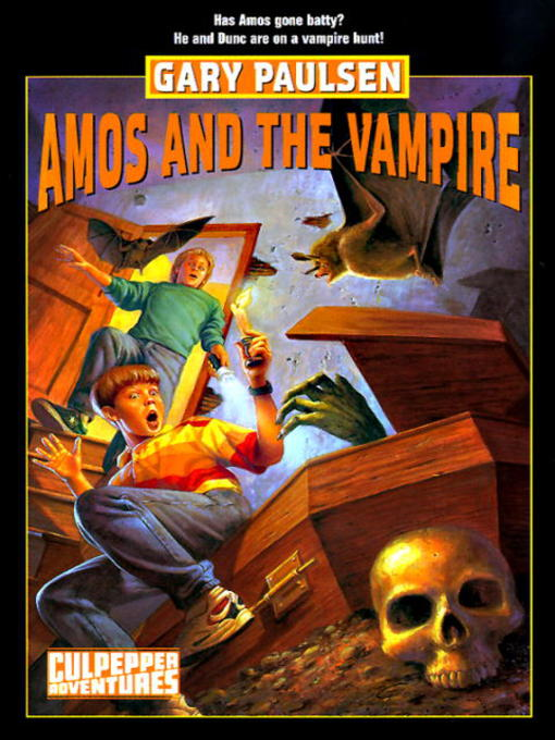Title details for Amos and the Vampire by Gary Paulsen - Available