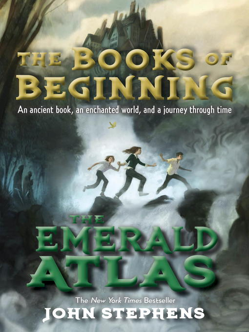 Title details for The Emerald Atlas by John Stephens - Available