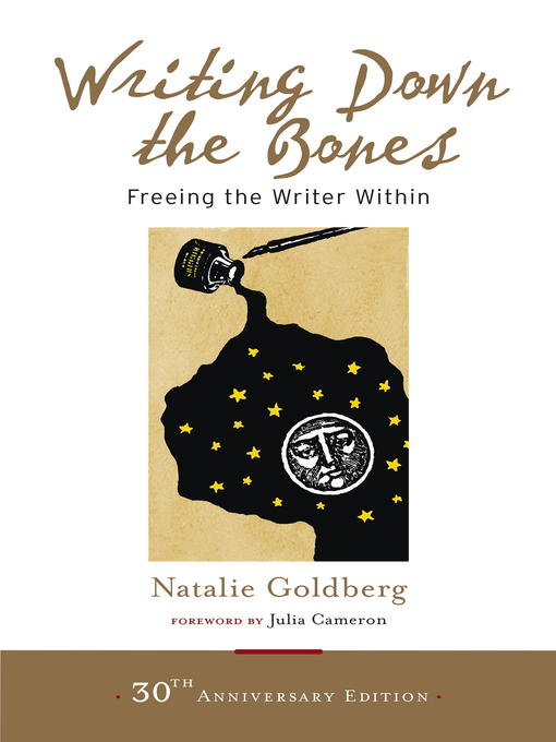 Title details for Writing Down the Bones by Natalie Goldberg - Wait list