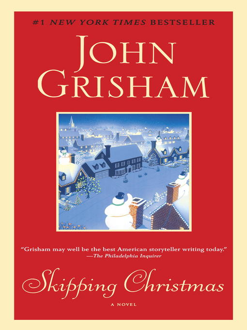 Title details for Skipping Christmas by John Grisham - Wait list