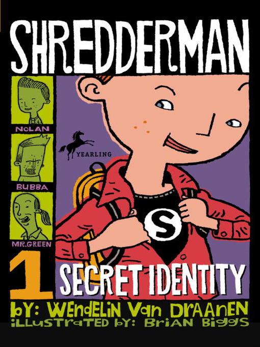 Title details for Secret Identity by Wendelin Van Draanen - Wait list