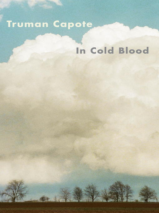 Title details for In Cold Blood by Truman Capote - Wait list