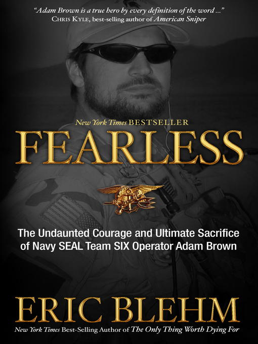 Title details for Fearless by Eric Blehm - Available