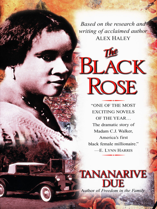 Title details for The Black Rose by Tananarive Due - Available