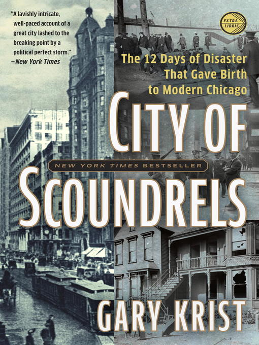 Title details for City of Scoundrels by Gary Krist - Available