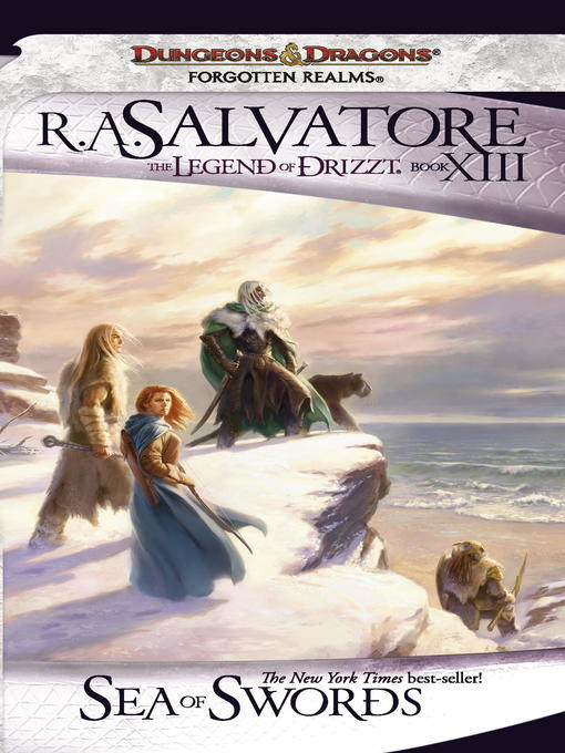 Title details for Sea of Swords by R.A. Salvatore - Available
