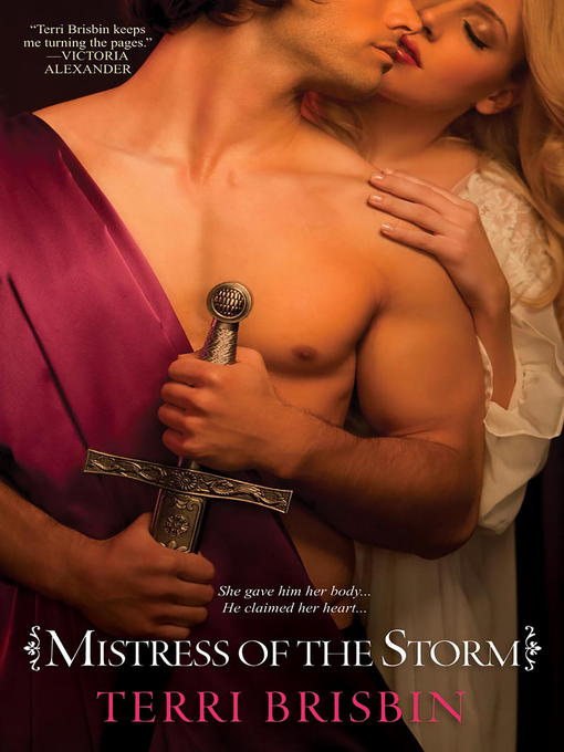 Title details for Mistress of the Storm by TERRI BRISBIN - Wait list