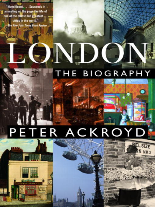 Title details for London by Peter Ackroyd - Available