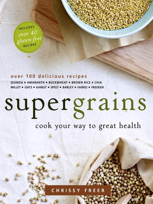 Title details for Supergrains by Chrissy Freer - Available