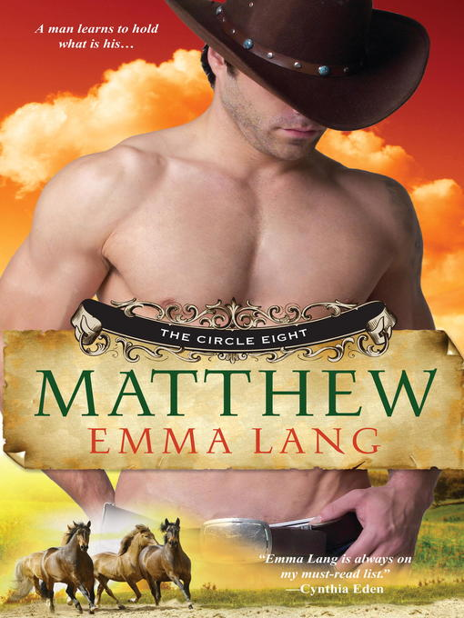 Title details for Matthew by Emma Lang - Wait list