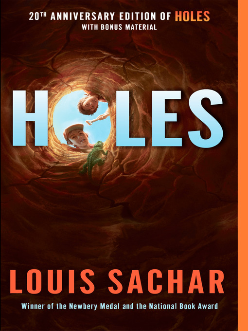 Title details for Holes by Louis Sachar - Wait list