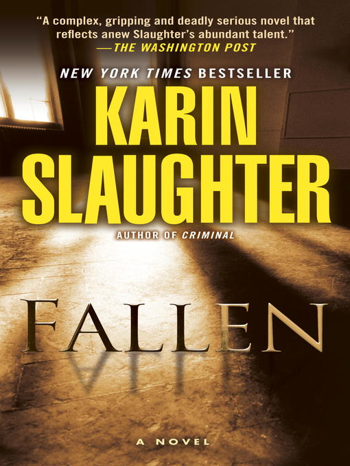 Title details for Fallen by Karin Slaughter - Wait list