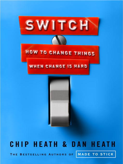 Title details for Switch by Chip Heath - Available