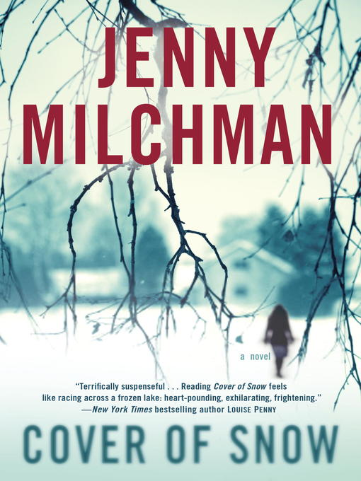 Title details for Cover of Snow by Jenny Milchman - Available