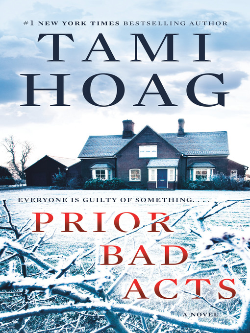 Title details for Prior Bad Acts by Tami Hoag - Available