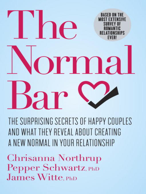 Title details for The Normal Bar by Chrisanna Northrup - Wait list