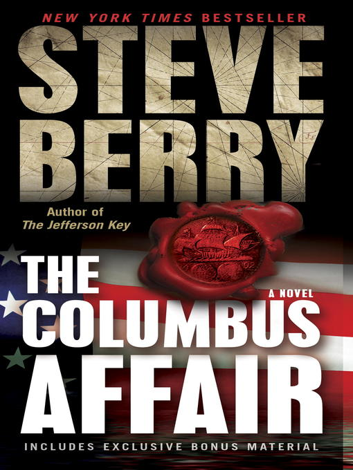Title details for The Columbus Affair by Steve Berry - Available