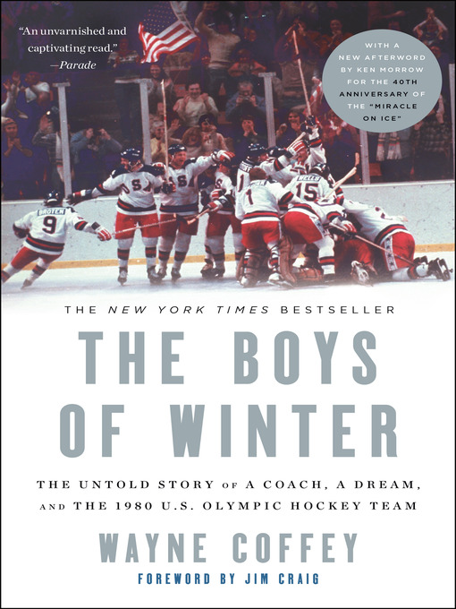 Title details for The Boys of Winter by Wayne Coffey - Available