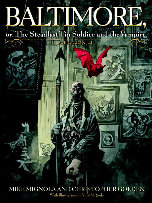 Title details for Baltimore, by Mike Mignola - Wait list
