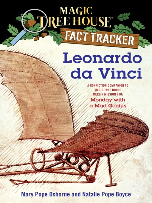Title details for Leonardo da Vinci by Mary Pope Osborne - Available