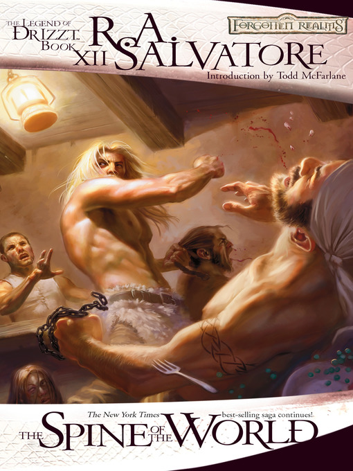 Title details for The Spine of the World by R.A. Salvatore - Available