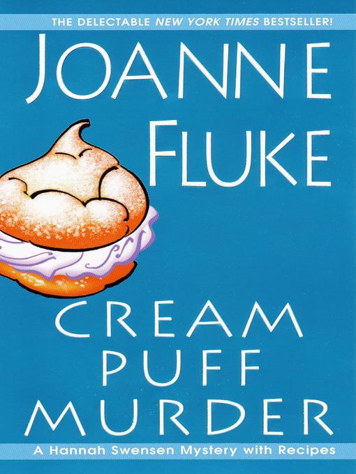 Title details for Cream Puff Murder by Joanne Fluke - Wait list