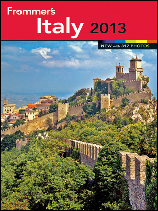 Title details for Frommer's Italy 2013 by Donald Strachan - Available