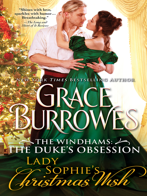 Title details for Lady Sophie's Christmas Wish by Grace Burrowes - Available