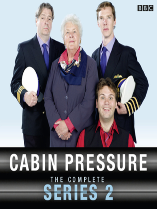 Title details for Cabin Pressure, Series 2 by John Finnemore - Wait list