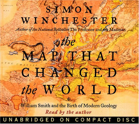 Title details for The Map That Changed the World by Simon Winchester - Available