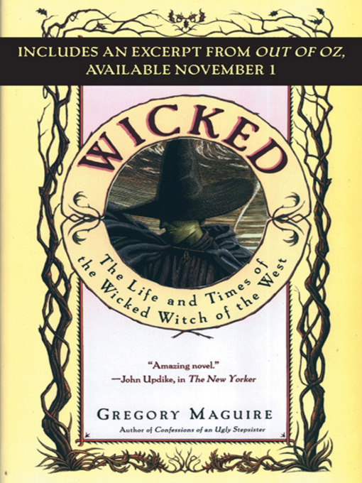 Title details for Wicked with Bonus Material by Gregory Maguire - Wait list