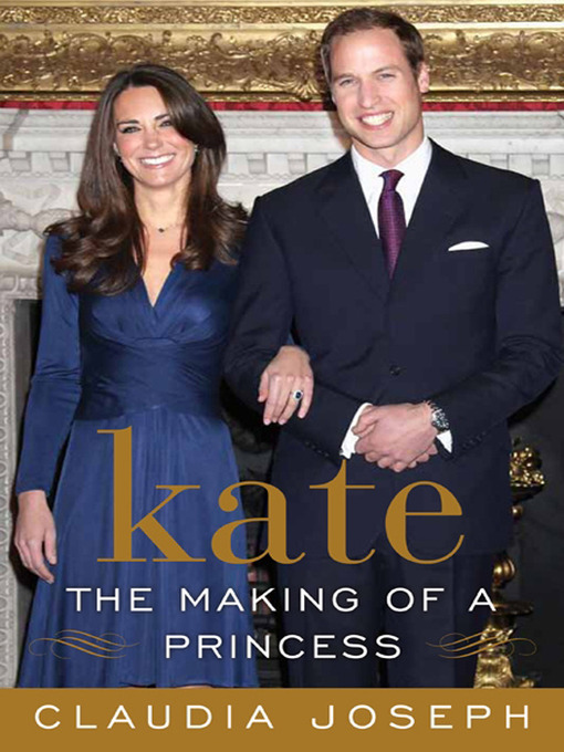 Title details for Kate by Claudia Joseph - Available