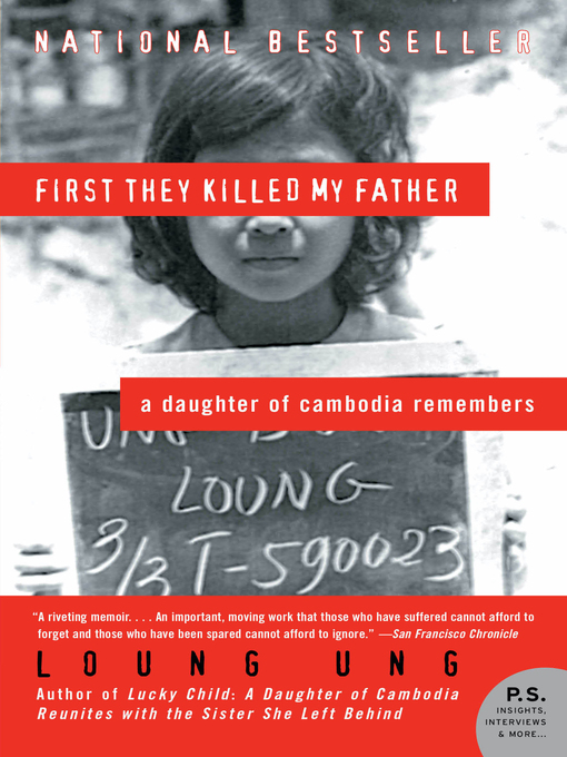 Title details for First They Killed My Father by Loung Ung - Wait list