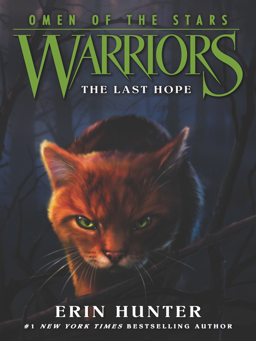 Title details for The Last Hope by Erin Hunter - Available