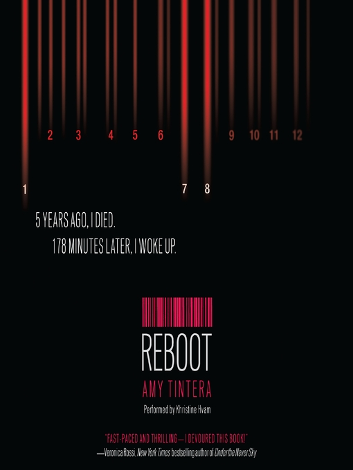 Title details for Reboot by Amy Tintera - Wait list