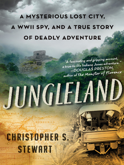 Title details for Jungleland by Christopher S. Stewart - Available