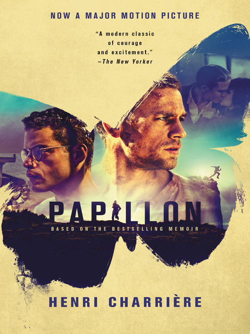 Title details for Papillon by Henri Charriere - Wait list