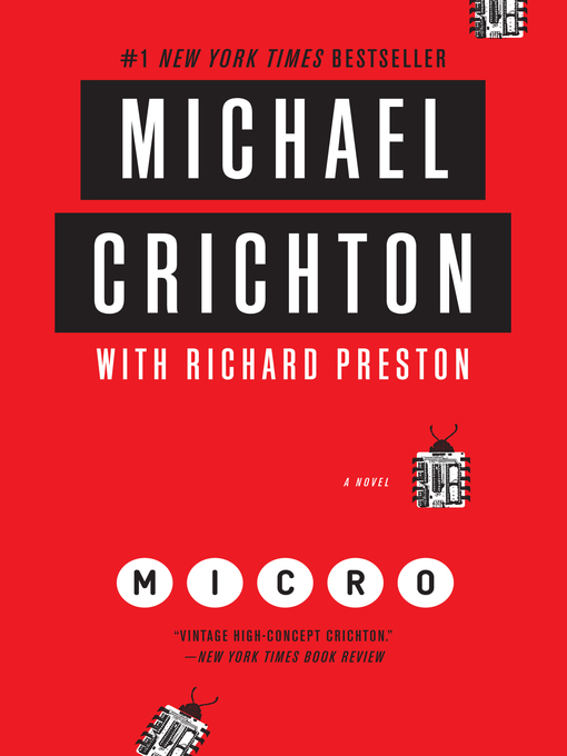 Title details for Micro by Michael Crichton - Available